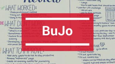 BuJo, Master BuJo e Midori: usali anche in azienda